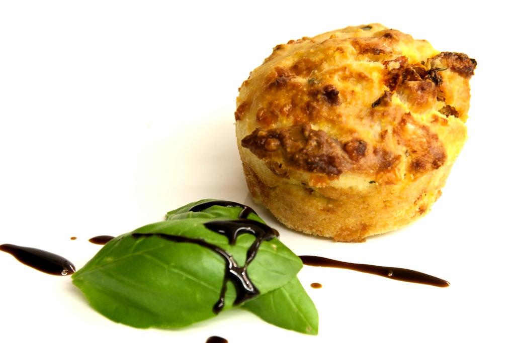 Polenta Muffin