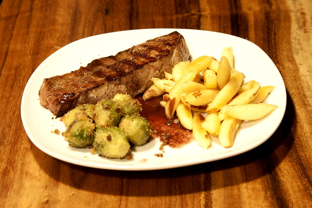 Rump steak Germania