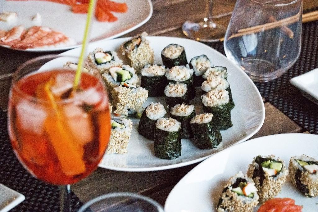 Sushi Tedzukuri